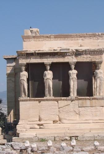 Atenas – El Erecteón o Erecteion